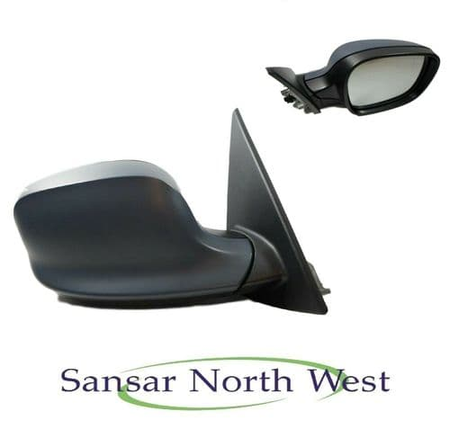 BMW X1 E84 - Drivers Door Mirror Electric Heated In Primer O/S RIGHT 2009-2012
